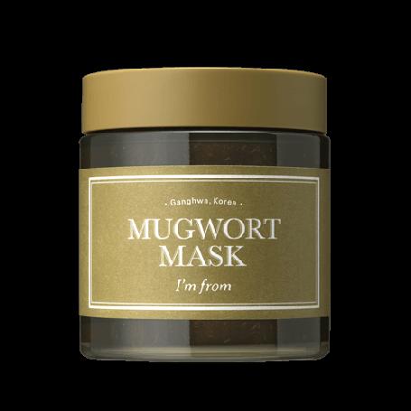Очищающая маска с полынью для проблемной кожи, I'm From Mugwort Mask, фото 2