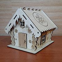 Подарочная коробочка Домик 4