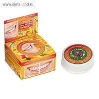 Зубная паста Binturong Mango Thai Herbal Toothpaste, с экстрактом манго, 33 г