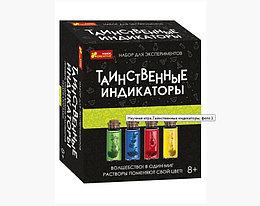 """Ranok 12132081Р Набор для экспериментов """"Таинственные Индикаторы"""""""