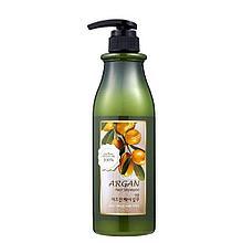 Шампунь для волос с маслом арганы Welcos Confume Argan Hair Shampoo, 750мл.