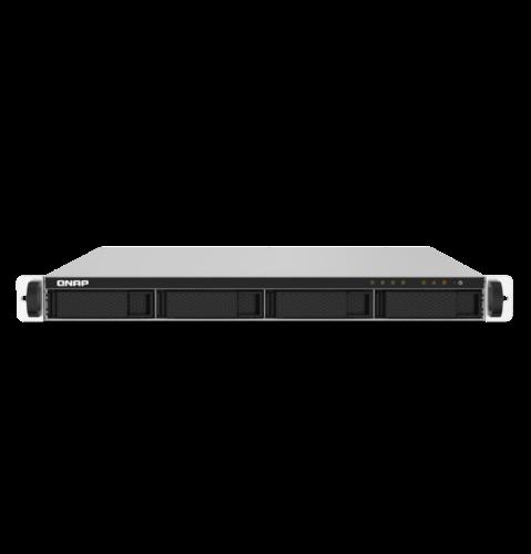"""QNAP TS-432PXU-2G Сетевой RAID-накопитель, 4 отсека 3,5""""/2,5"""", 2 порта 2,5 GbE BASE-T, 2 порта 10 GbE SFP+"""