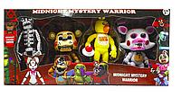 Набор больших фигурок Five Nights at Freddy s (5 ночей с Фредди) 4 шт 31727