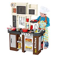 Детская игровая кухня Talented Chef с водой 922-102 шоколад