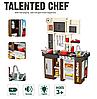 Детская кухня с водой Talanted Chef 922-102 коричневый