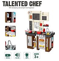 Детская кухня с водой Talanted Chef 922-102 коричневый, фото 1