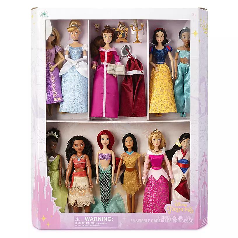 Подарочный набор кукол Принцесс Дисней