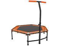 Каркасный батут для фитнеса Оранжевый