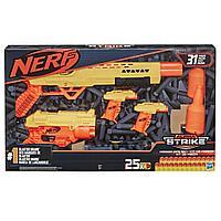 Nerf Alpha Strike Сет Mission Ops