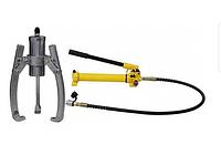 Съемник гидравлический TOR HHL-50F 50т (с ручным насосом)