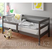 Кровать Подростковая PITUSO HANNA NEW графит