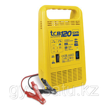 TCB 120 автоматическое зарядное устройство, фото 2