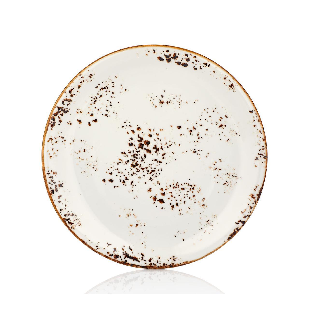Тарелка обеденная By Bone Elegance 23 см