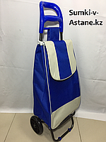 Хозяйственная сумка на колесах для продуктов.Высота 97 см, ширина 34 см, глубина 24 см., фото 1