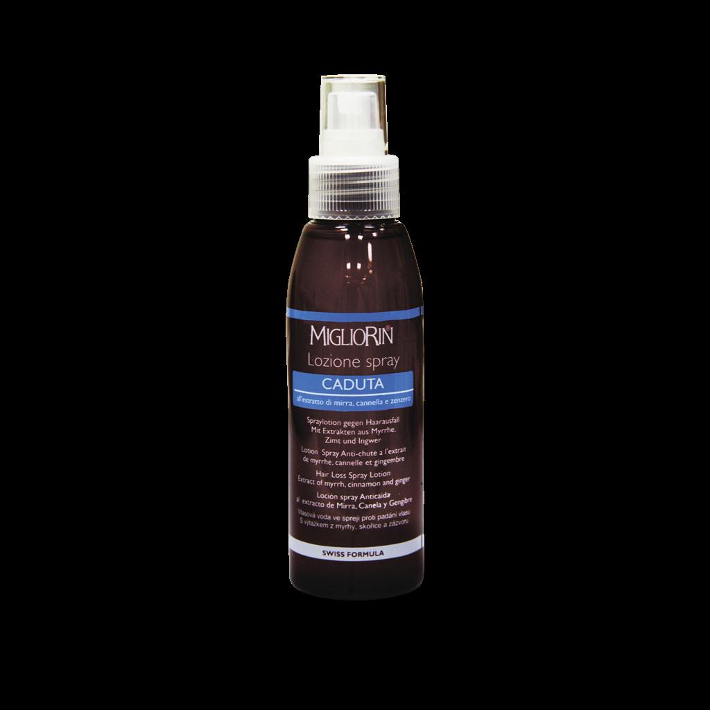 Лосьон от выпадения волос Миглиорин Vivasan 125ml (Оригинал-Швейцария)