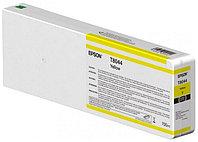 Картридж струйный Epson C13T804400 для SureColor SC-P6000-7000-8000-9000, повышенной емкости, желтый
