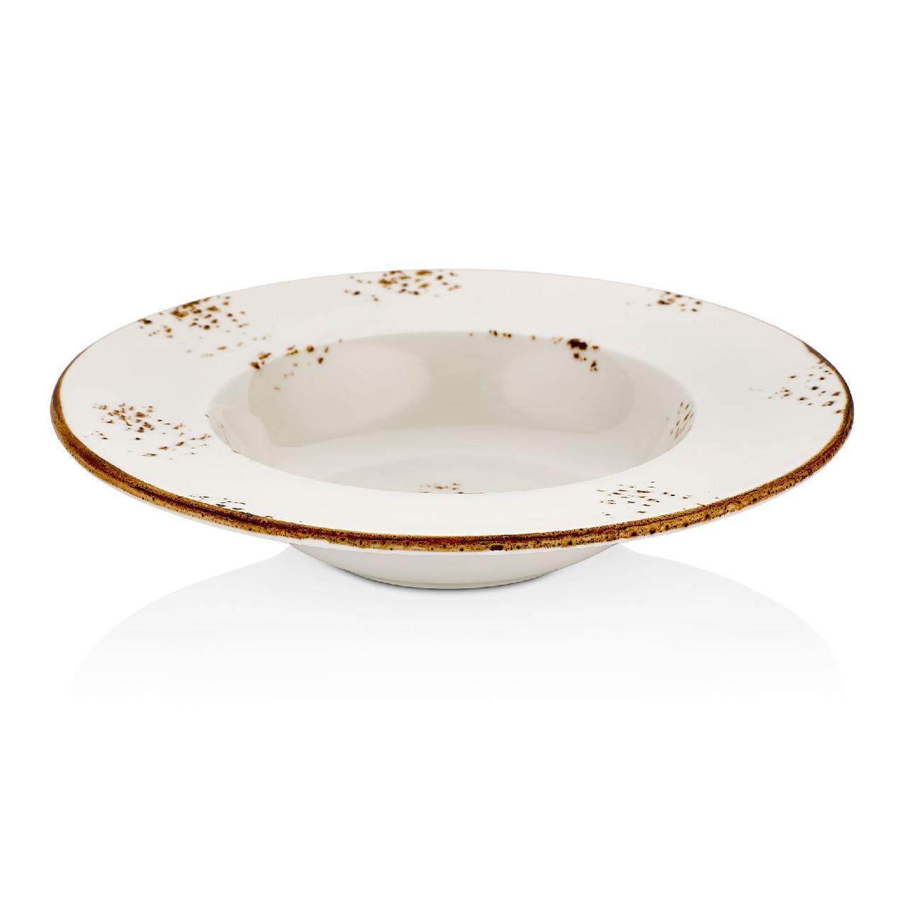 Тарелка для пасты By Bone Elegance 25 см
