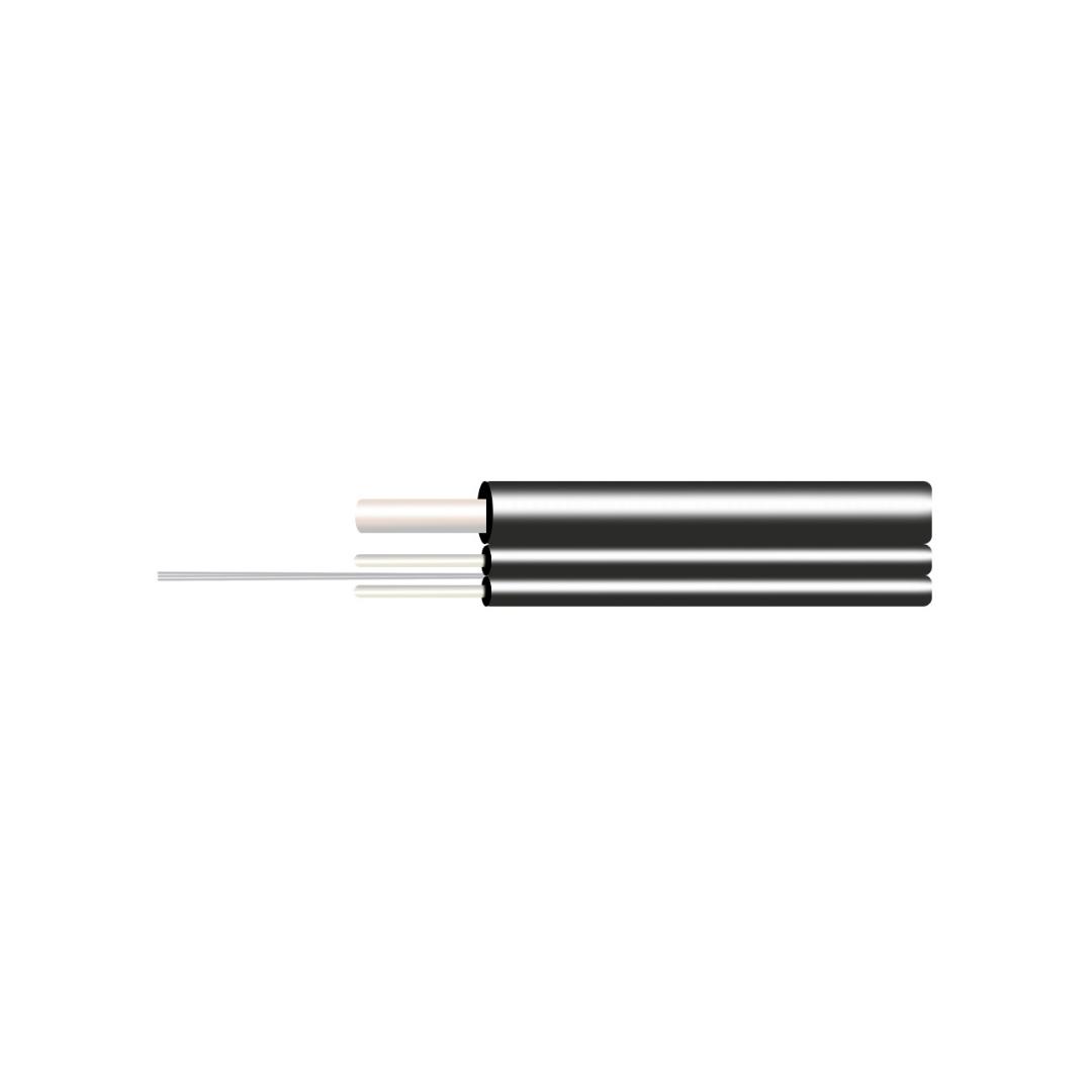 Кабель оптоволоконный, СКО,ОКПАнг(А)-HF-4(G.657.A)-С/С-1,2 кН, предназначен для прокладки внутри пом