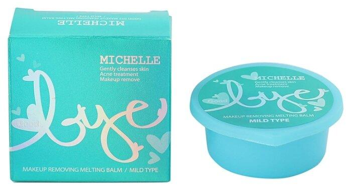 MICHELLE Бальзам очищающий Goodbye Make Up Cleansing Balm (Green) 20гр.