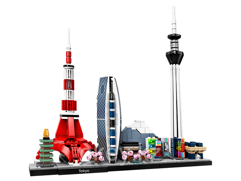 LEGO Architecture: Токио 21051 - фото 3