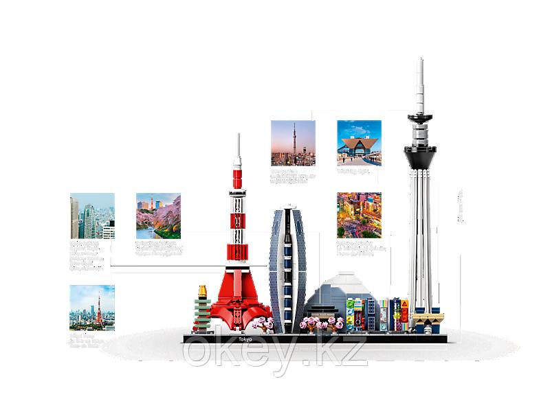 LEGO Architecture: Токио 21051 - фото 4