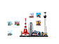 LEGO Architecture: Токио 21051, фото 4