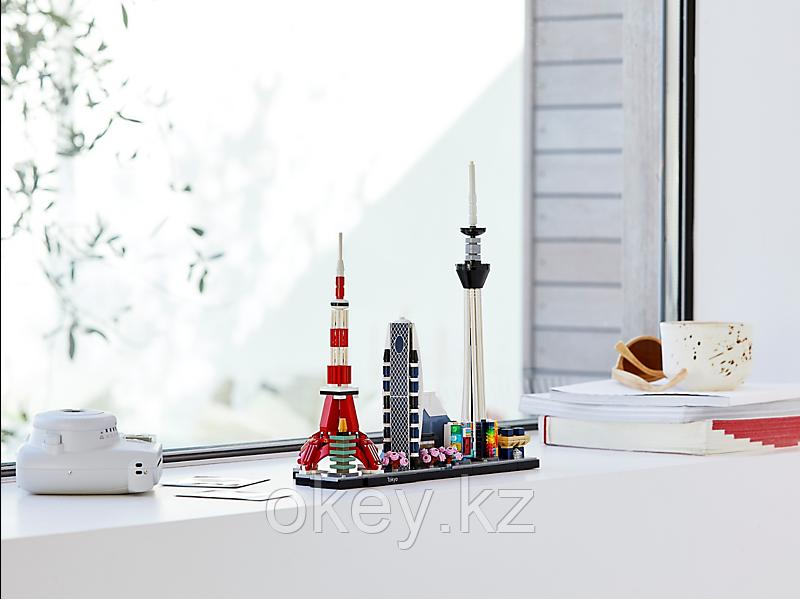 LEGO Architecture: Токио 21051 - фото 6