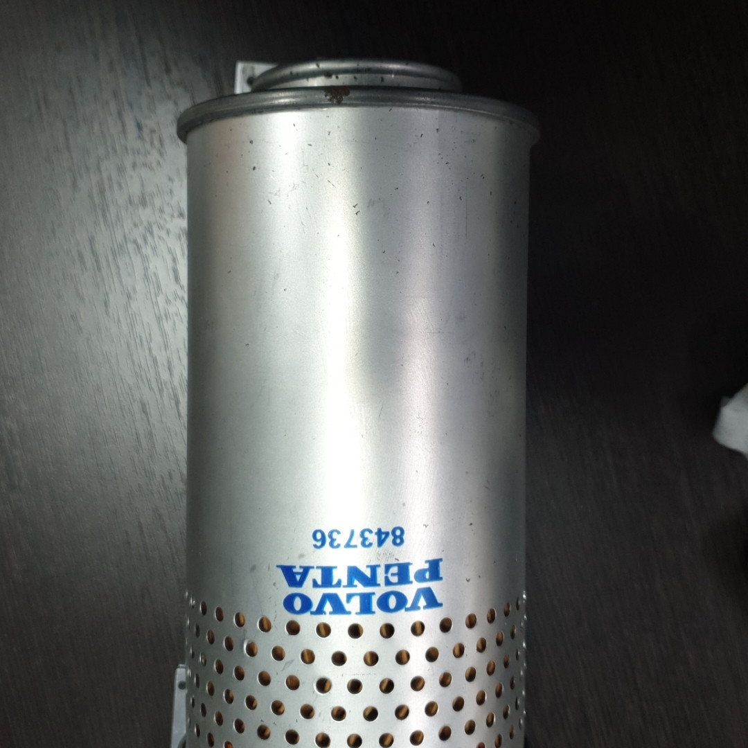 D86/H162 VOLVO-PENTA 876069 Фильтр вентиляции картера для  OEM: 843736, 18-57702 (оригинал) - последние 2 шт.