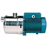 Горизонтальный многоступенчатый насосный агрегат из нержавеющей стали MXH 206