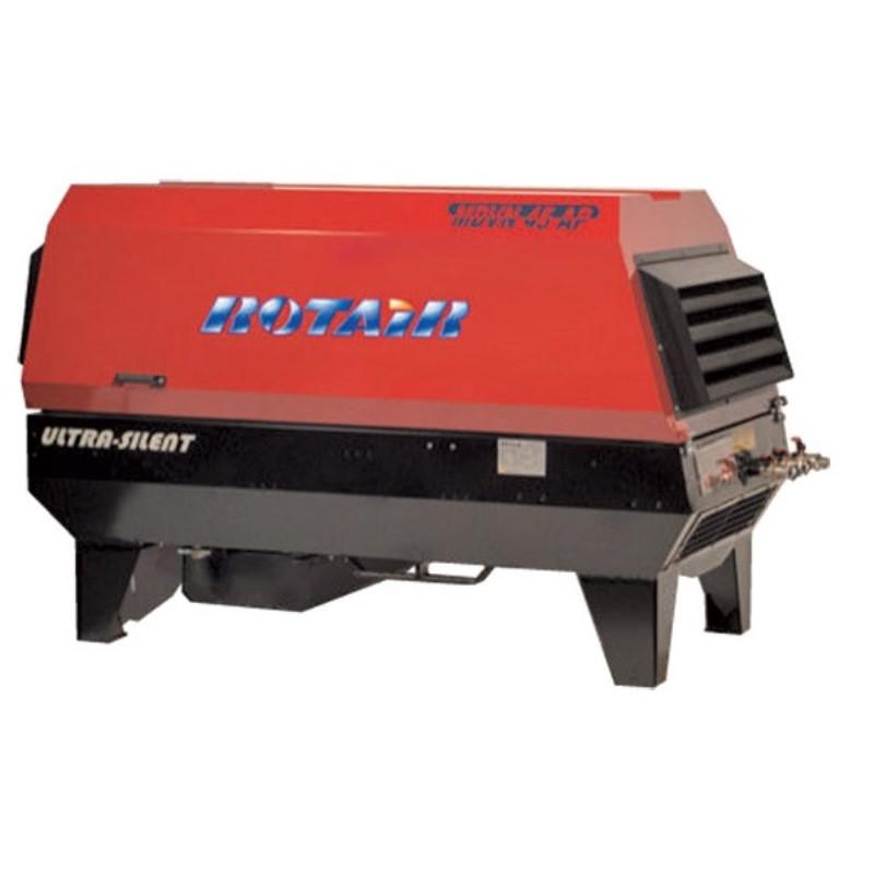 Дизельный винтовой компрессор Rotair MDVN 81D-7