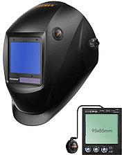 Сварочная маска с автоматическим светофильтром Tecmen ADF - 820S TM16 черная