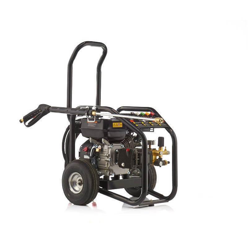 Мойка высокого давления с бензиновым двигателем MERAN MG200-12