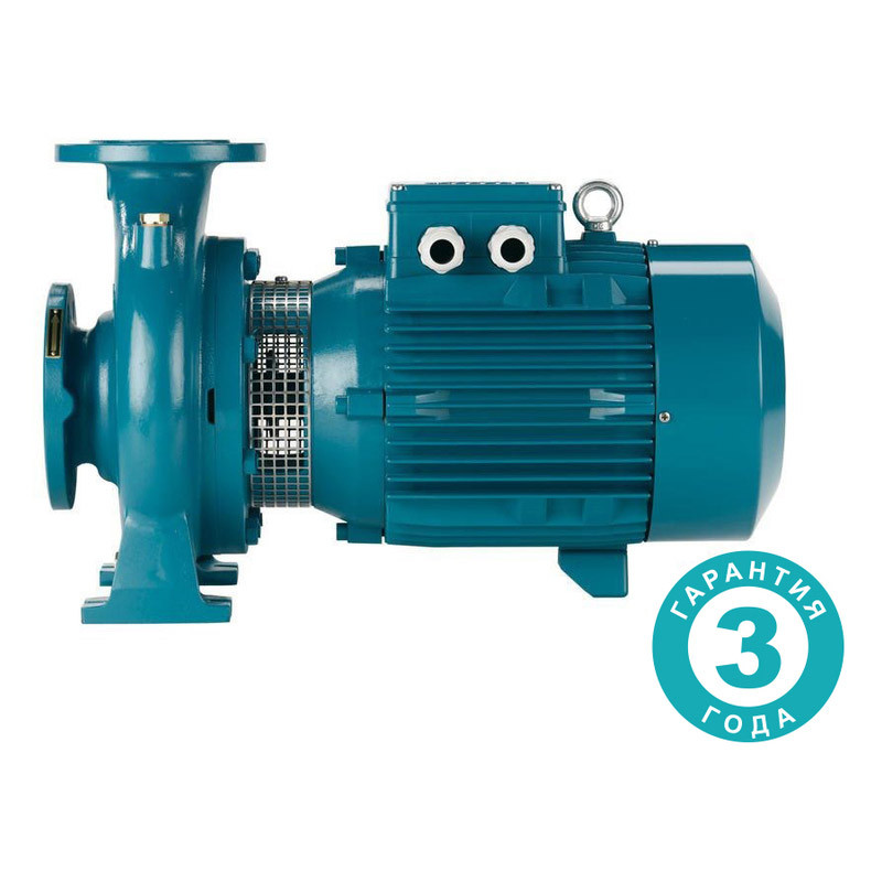Насосный агрегат моноблочный фланцевый NMS 100/200B 400/690/50 Hz