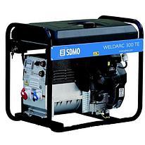 Агрегат сварочный, универсальный, бензиновый - SDMO WELDARC 300 TE XL C