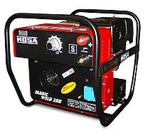 Агрегат сварочный, бензиновый - MOSA CHOPPER 200 AC (Magic Weld 200)