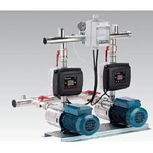 Бустерные насосные станции с преобразователями частоты
