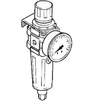 Фильтр - регулятор воздуха TECNA 4077