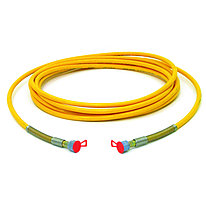WAGNER Шланг DN10 жёлтый 15 метров (2336583)