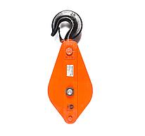 Блок монтажный с крюком TOR HQG(L) K2-20,0 т
