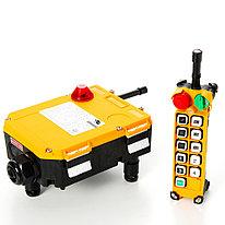 Комплект радиоуправления TOR F24-10D (Telecrane, 380 В, 10-кноп, двухскоростной)