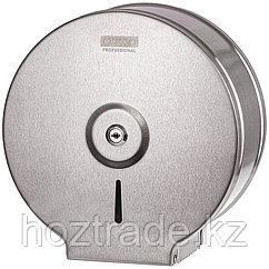 Диспенсер для туалетной бумаги OfficeClean Professional, нержавеющая сталь