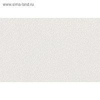 Обои под покраску на флизелине, антивандальные Белвинил Альтаир-11, белый, 1,06х25 м