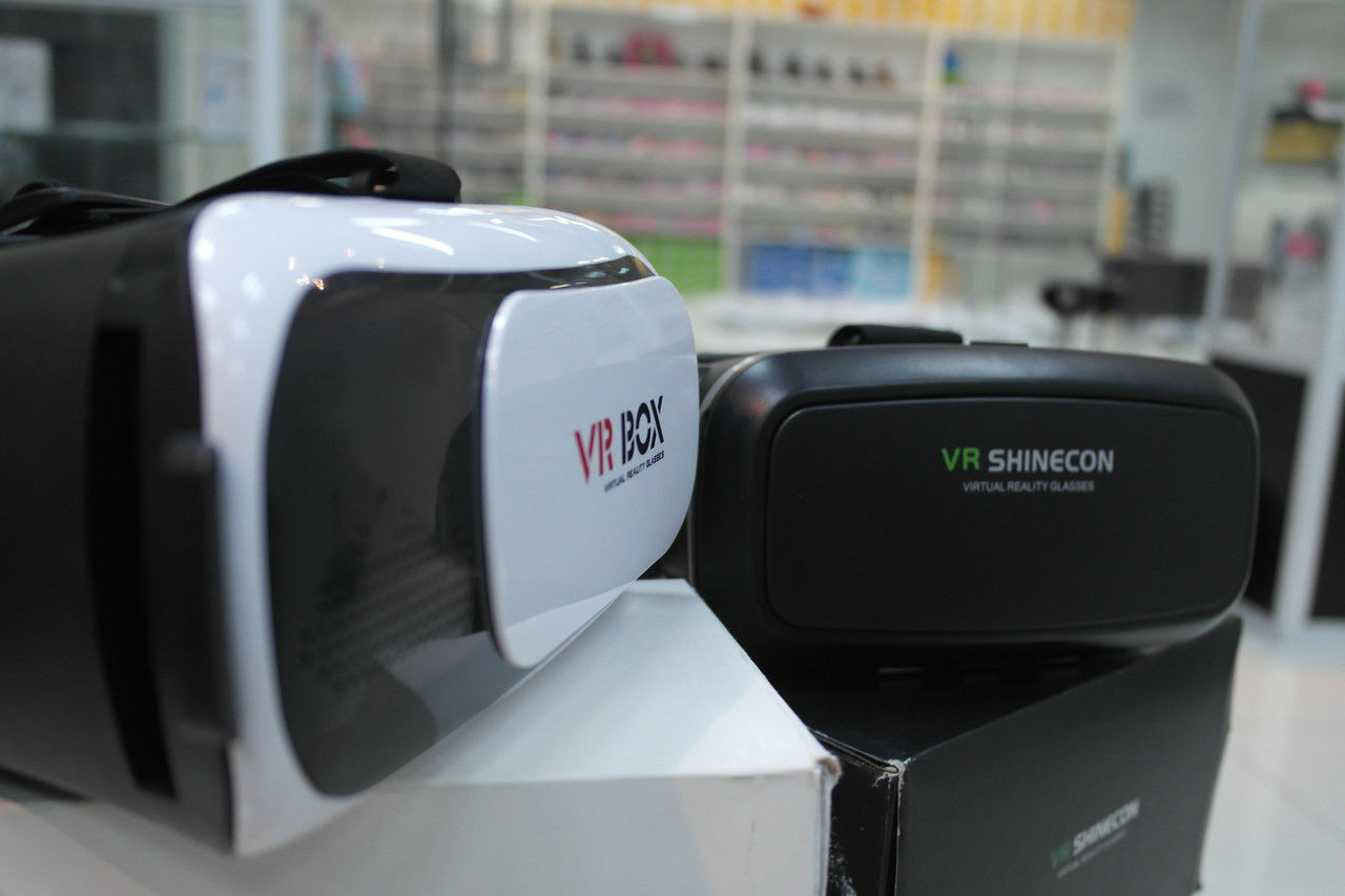 VR BOX 2.0. 3D Очки виртуальной реальности. - фото 2