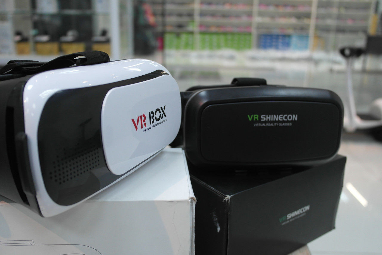 VR BOX 2.0. 3D Очки виртуальной реальности. - фото 5