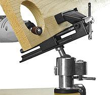 Тиски Зубр 75 мм,  шарнирно-поворотные для точных работ с зажимом для дрели  (32487-75), фото 2
