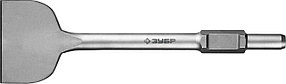 Лопаточное зубило ЗУБР, 125 х 400 мм, HEX 30 (29375-125-400)