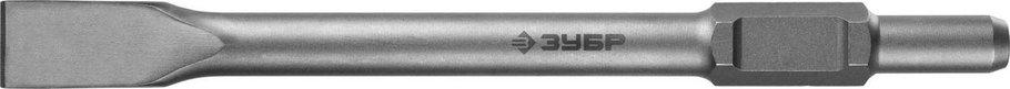 """Зубило плоское ЗУБР, 35 х 400 мм, HEX 28, серия """"Профессионал"""" (29372-35-400), фото 2"""