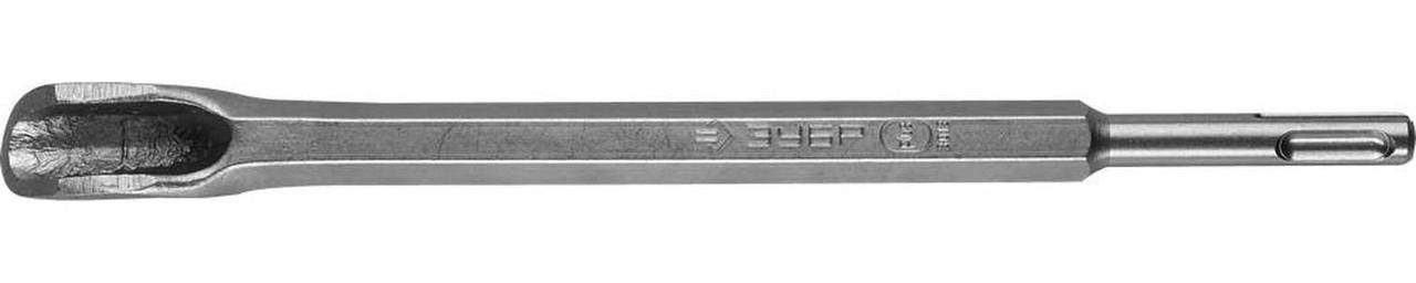 """Зубило штробер ЗУБР 22 x 250 мм, SDS-Plus, серия """"Профессионал"""" (29366-22-250)"""