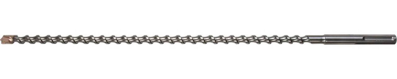 Бур по бетону ЗУБР, 18 x 940 мм, SDS-max (29350-940-18_z01)
