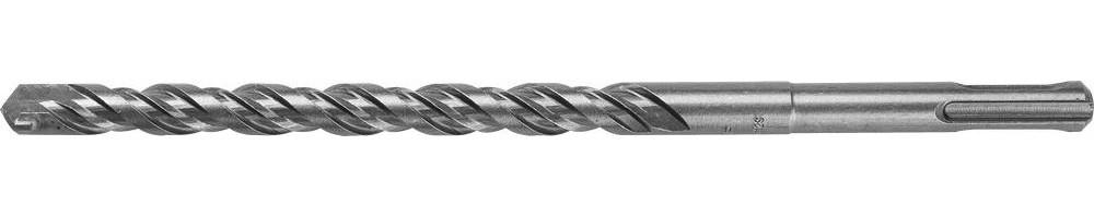 Бур по бетону ЗУБР 12 x 210 мм, SDS-Plus (29315-210-12)